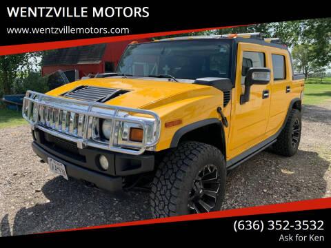 2006 HUMMER H2 SUT for sale at WENTZVILLE MOTORS in Wentzville MO
