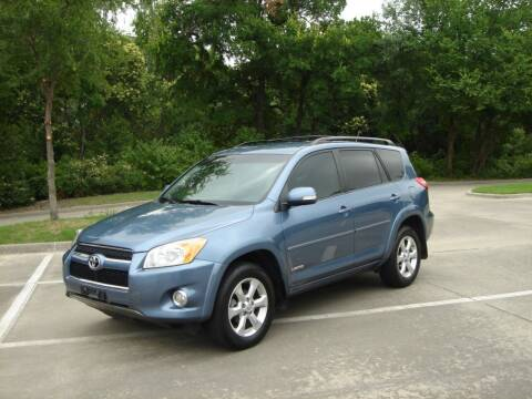 2009 Toyota RAV4 for sale at ACH AutoHaus in Dallas TX