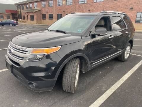 2014 Ford Explorer for sale at STARIA AUTO GROUP LLC in Akron OH