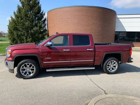 2015 GMC Sierra 1500 for sale at Certified Auto Exchange in Indianapolis IN