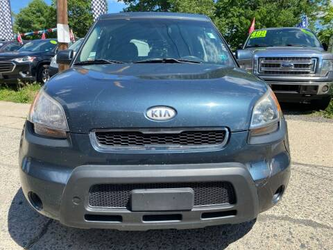 2011 Kia Soul for sale at Best Cars R Us in Plainfield NJ