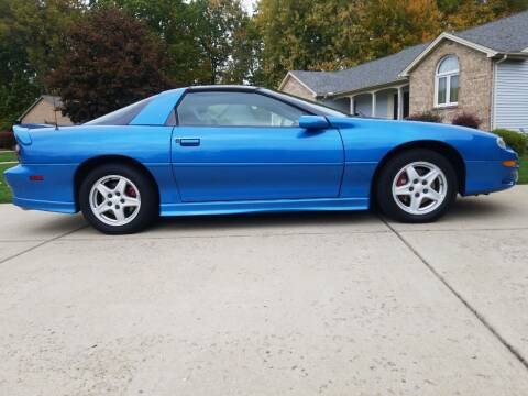 1999 Chevrolet Camaro for sale at Country Auto Sales in Boardman OH