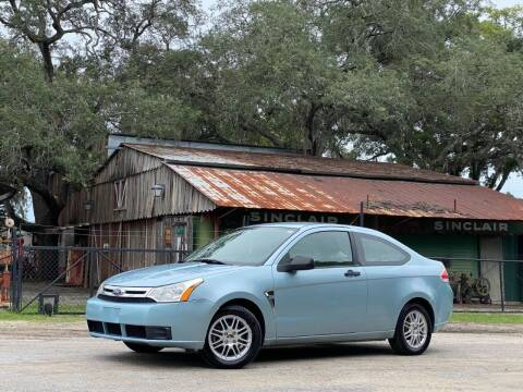 2008 Ford Focus for sale at OVE Car Trader Corp in Tampa FL