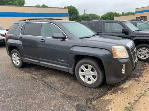 2011 GMC Terrain for sale at BEAR CREEK AUTO SALES in Rochester MN
