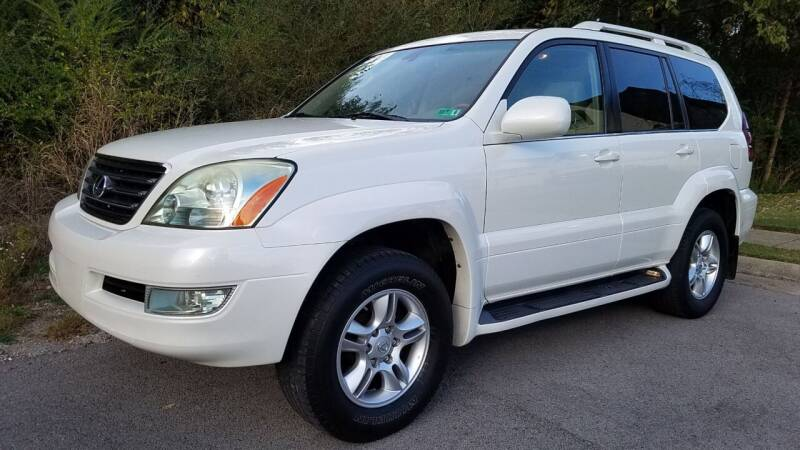 2004 Lexus GX 470 for sale at G T Auto Group in Goodlettsville TN