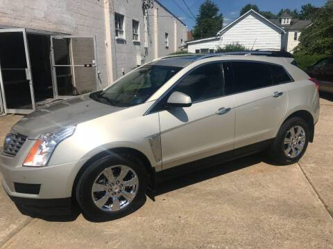 2014 Cadillac SRX for sale at DALE'S PREOWNED AUTO SALES INC in Moundsville WV