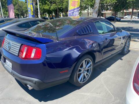 2012 Ford Mustang for sale at San Jose Auto Outlet in San Jose CA