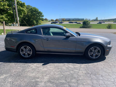 2013 Ford Mustang for sale at Westview Motors in Hillsboro OH
