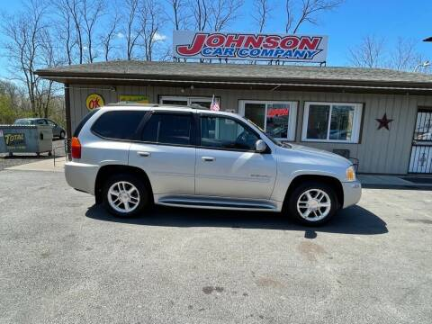 2006 GMC Envoy for sale at Johnson Car Company llc in Crown Point IN