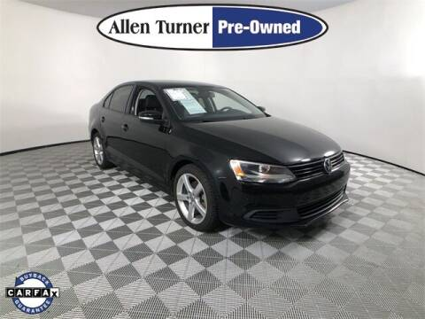 2012 Volkswagen Jetta for sale at Allen Turner Hyundai in Pensacola FL