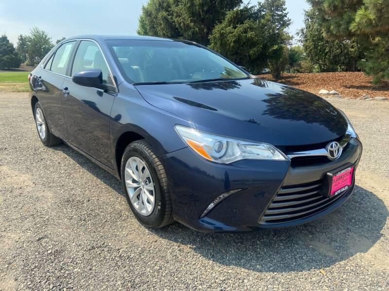 2017 Toyota Camry for sale at Clarkston Auto Sales in Clarkston WA