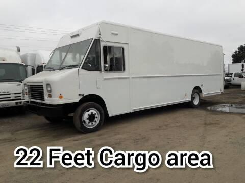 2012 Workhorse/GMC W62 for sale at DOABA Motors in San Jose CA