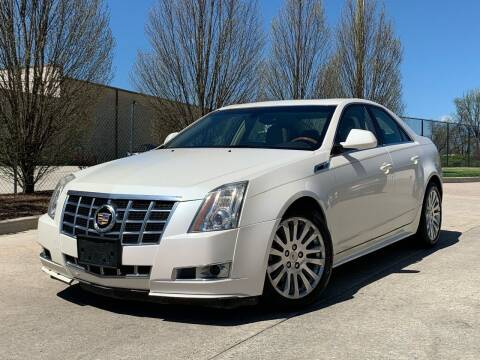 2013 Cadillac CTS for sale at Car Expo US, Inc in Philadelphia PA