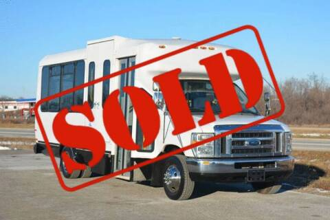 2008 Ford E-450 for sale at Signature Truck Center - Shuttle Buses in Crystal Lake IL