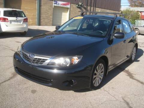 2009 Subaru Impreza for sale at ELITE AUTOMOTIVE in Euclid OH