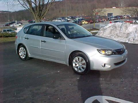 2008 Subaru Impreza for sale at North Hills Auto Mall in Pittsburgh PA