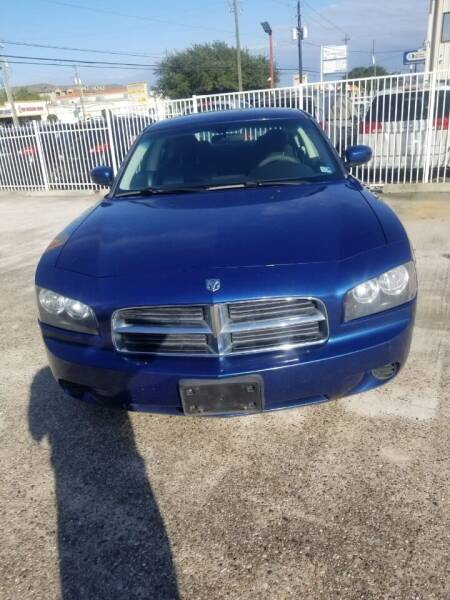 2010 Dodge Charger for sale at TEXAS MOTOR CARS in Houston TX