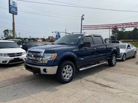 2014 Ford F-150 for sale at Direct Auto in D'Iberville MS
