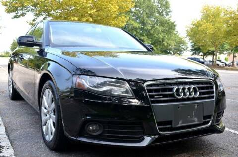 2011 Audi A4 for sale at Prime Auto Sales LLC in Virginia Beach VA