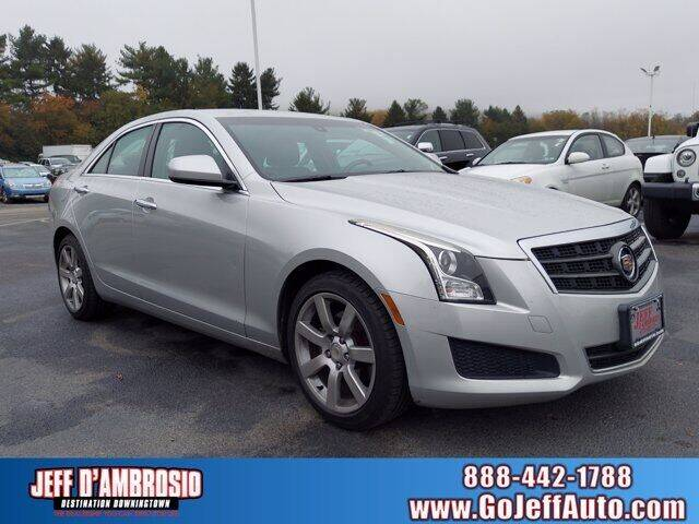2014 Cadillac ATS for sale at Jeff D'Ambrosio Auto Group in Downingtown PA