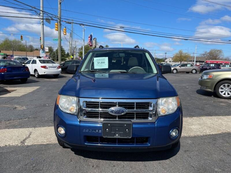 2008 Ford Escape for sale at Honest Abe Auto Sales 4 in Indianapolis IN