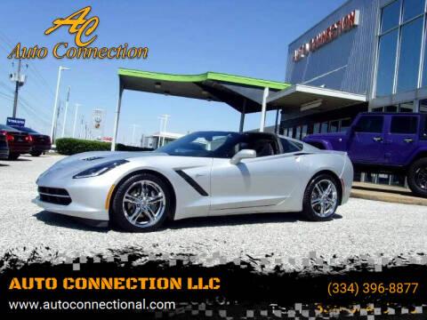 2016 Chevrolet Corvette for sale at AUTO CONNECTION LLC in Montgomery AL