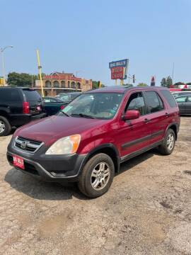 2002 Honda CR-V for sale at Big Bills in Milwaukee WI