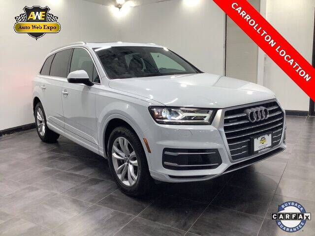 2019 Audi Q7 for sale in Carrollton, TX