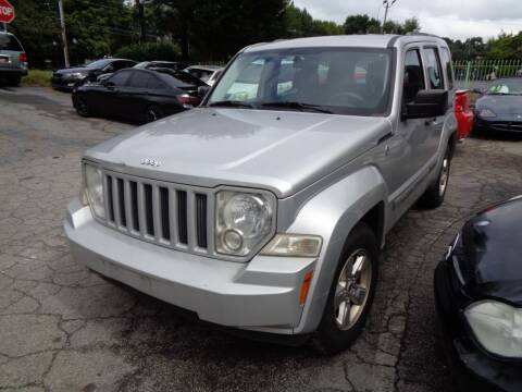 2011 Jeep Liberty for sale at Wheels and Deals 2 in Atlanta GA