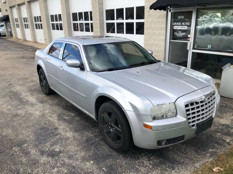 2006 Chrysler 300 for sale at Cresthill Auto Sales Enterprises LTD in Crest Hill IL