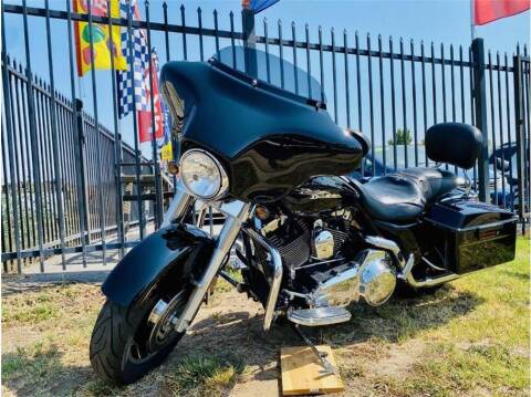 2007 HARLEY DAVIDSON Street Glide for sale at KARS R US in Modesto CA