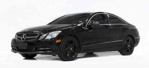 2013 Mercedes-Benz E-Class for sale at Houston Auto Credit in Houston TX