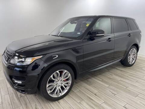 2017 Land Rover Range Rover Sport for sale at TRAVERS GMT AUTO SALES - Traver GMT Auto Sales West in O Fallon MO