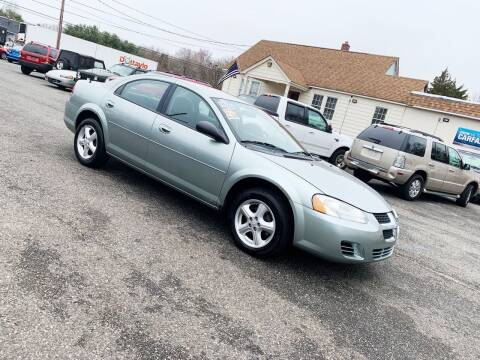 2006 Dodge Stratus for sale at New Wave Auto of Vineland in Vineland NJ