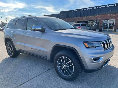 2018 Jeep Grand Cherokee for sale at Motor City Auto Auction in Fraser MI