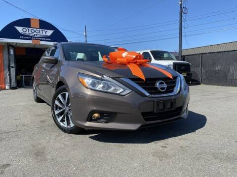2016 Nissan Altima for sale at OTOCITY in Totowa NJ