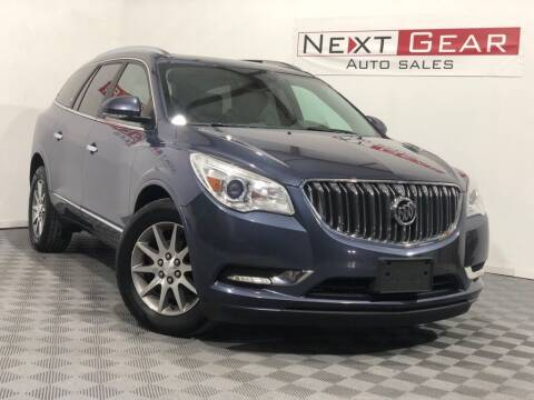 2014 Buick Enclave for sale at Next Gear Auto Sales in Westfield IN