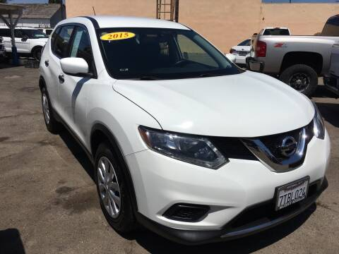 2016 Nissan Rogue for sale at JR'S AUTO SALES in Pacoima CA