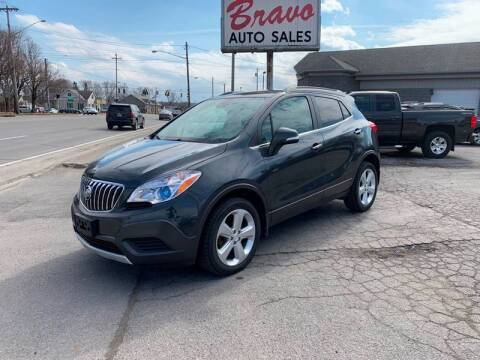 2016 Buick Encore for sale at Bravo Auto Sales in Whitesboro NY