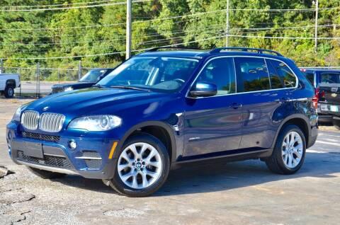 2013 BMW X5 for sale at Marietta Auto Mall Center in Marietta GA
