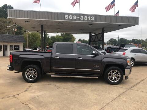 2014 GMC Sierra 1500 for sale at BOB SMITH AUTO SALES in Mineola TX