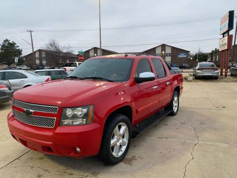 2007 Chevrolet Avalanche for sale at Car Gallery in Oklahoma City OK