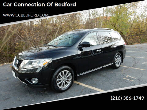 2015 Nissan Pathfinder for sale at Car Connection of Bedford in Bedford OH