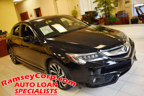 2016 Acura ILX for sale at Ramsey Corp. in West Milford NJ