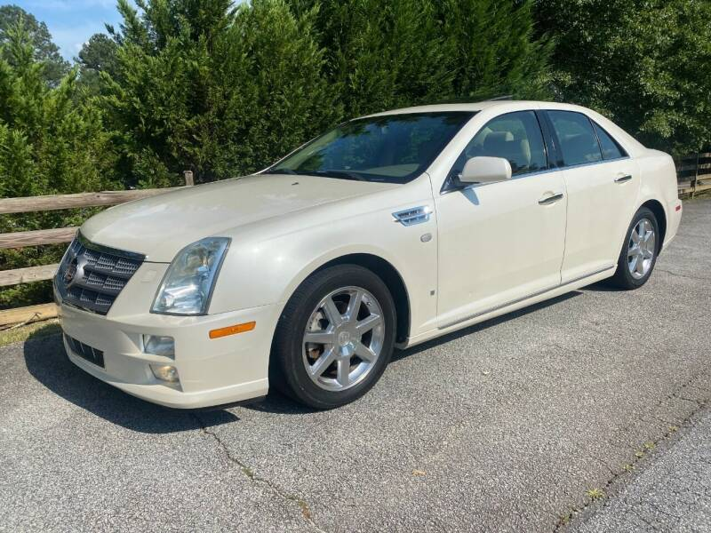 2008 Cadillac STS for sale at Front Porch Motors Inc. in Conyers GA