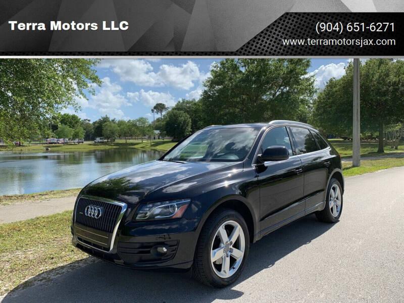 2012 Audi Q5 for sale at Terra Motors LLC in Jacksonville FL