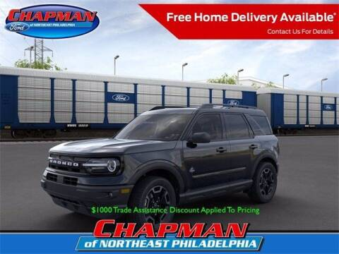 2021 Ford Bronco Sport for sale at CHAPMAN FORD NORTHEAST PHILADELPHIA in Philadelphia PA