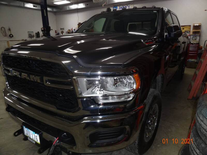2019 RAM Ram Pickup 2500 for sale at John's Auto Sales in Council Bluffs IA