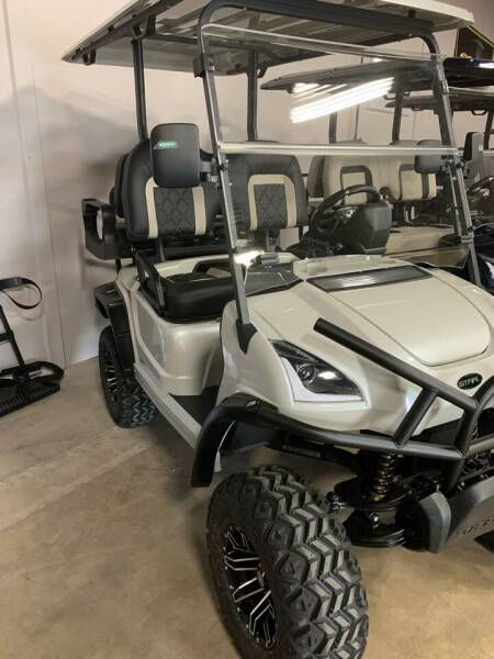 2021 Star EV Sirius 2+2 Lifted for sale at ADVENTURE GOLF CARS in Southlake TX