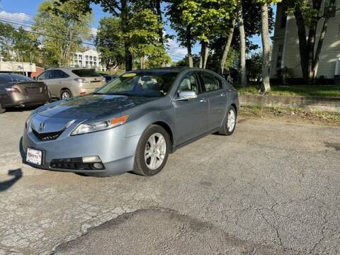 2010 Acura TL for sale at Matrix Autoworks in Nashua NH